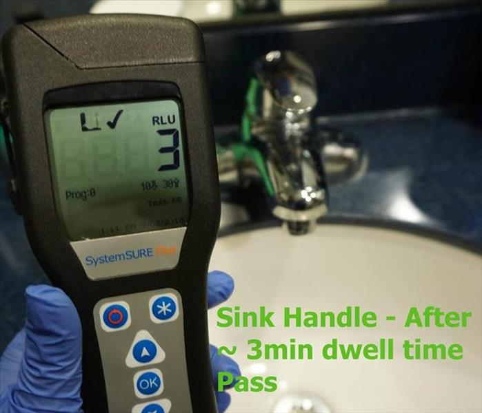 Contamination Level ATP Testing in Dallas, Texas After