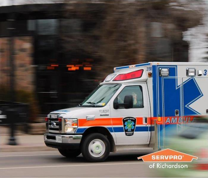 How to disinfect ambulances amidst COVID-19 SERVPRO Richardson