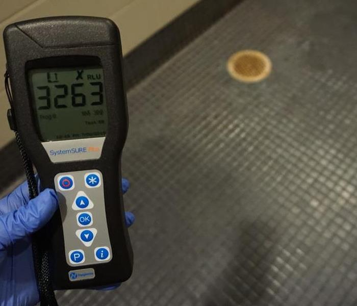 Building Services Proving Contamination Levels (and Cleanliness) on Hard Surfaces