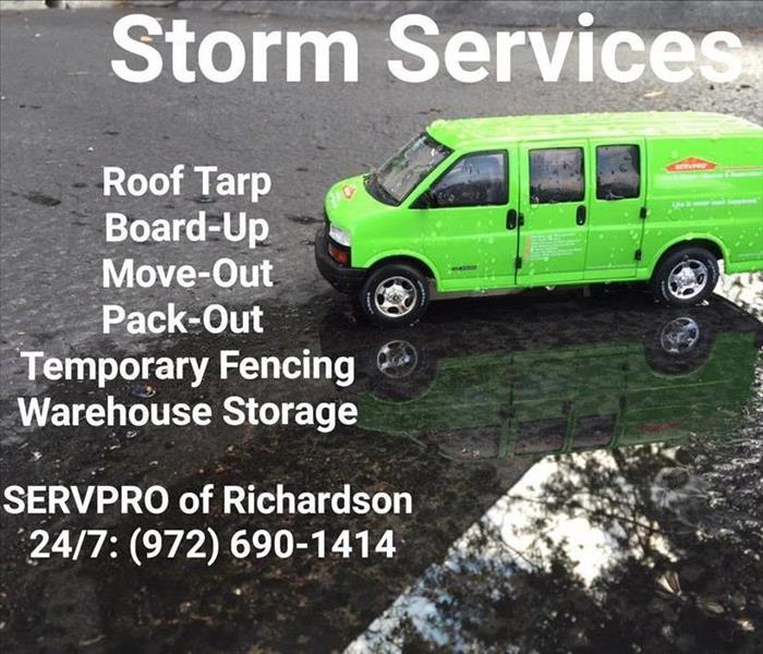 Storm Services in Richardson