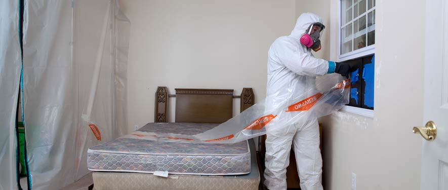 Richardson, TX biohazard cleaning