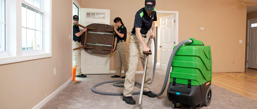 Richardson, TX residential restoration cleaning